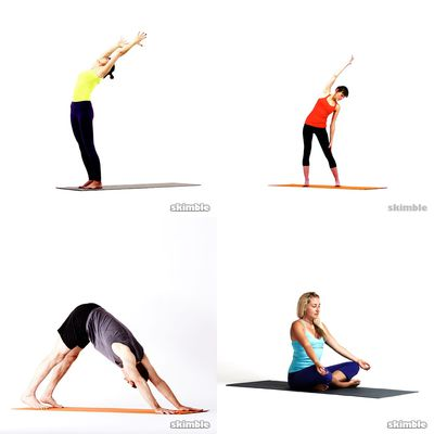 Morning Yoga & Stretches