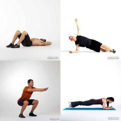 30mins workout