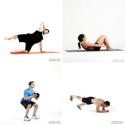 Workout Fun!