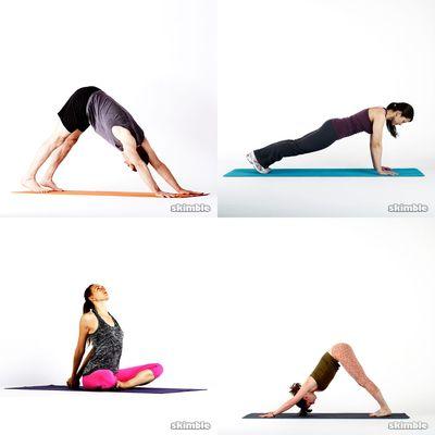Yoga-piltes