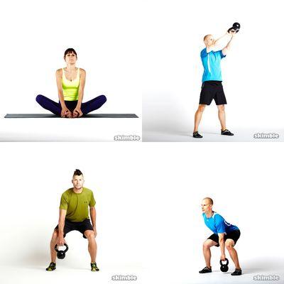 ilPESANTE Workouts