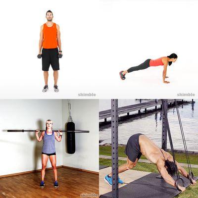 KSHRED Gym Month 1