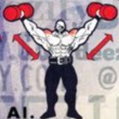 Dumbbell Overhead  Y Press