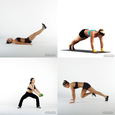 Flat belly / Abs