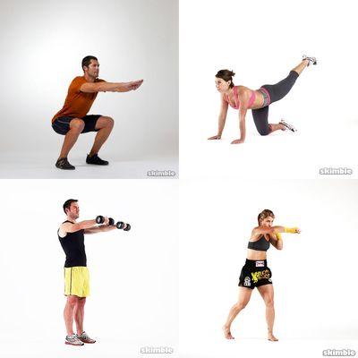 Workout! !