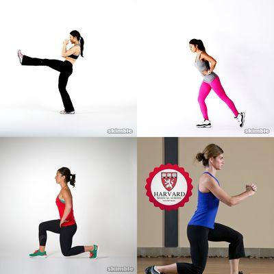 Julie Newbie Workout