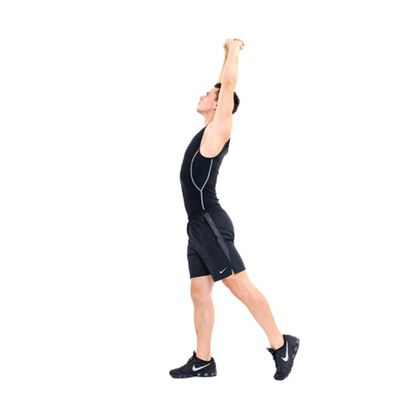 Stretch - Standing Overhead Arm