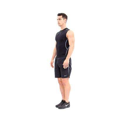 Stretch - Standing Side Single Arm