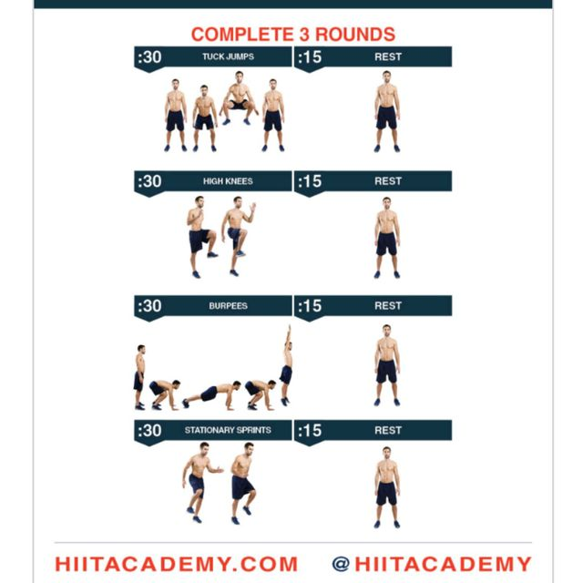 HIIT Cardio - Member Workout by Bailey Baltins - Workout