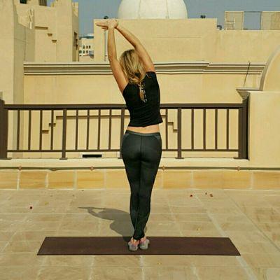 Lengthening Stretches
