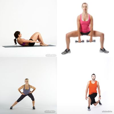 Target Workouts
