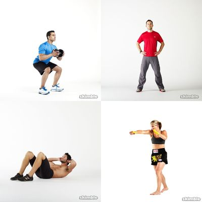 My Favorite Workouts MG