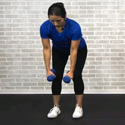 Bent Over Row + Fly