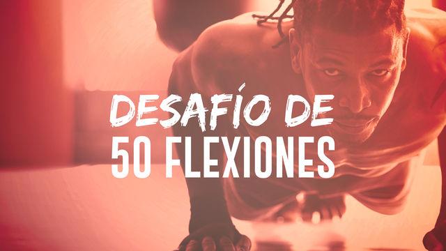 Desafío de 50 flexiones
