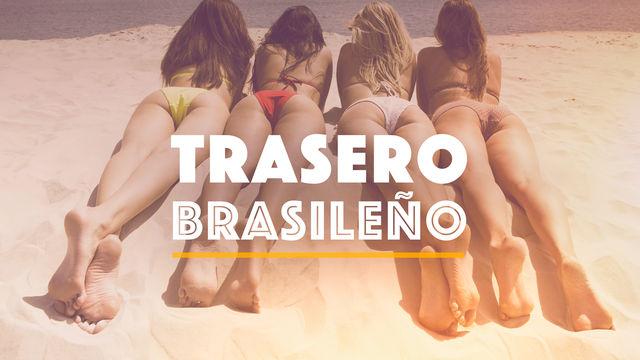 Trasero brasileño