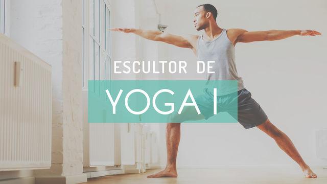 Escultor de Yoga I