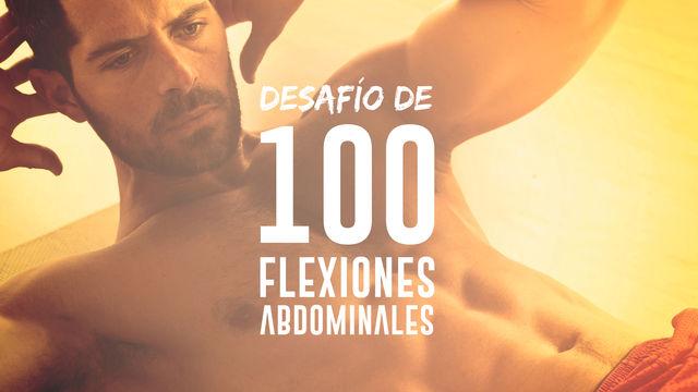 Desafío de 100 flexiones abdominales