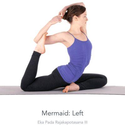 Left Mermaid