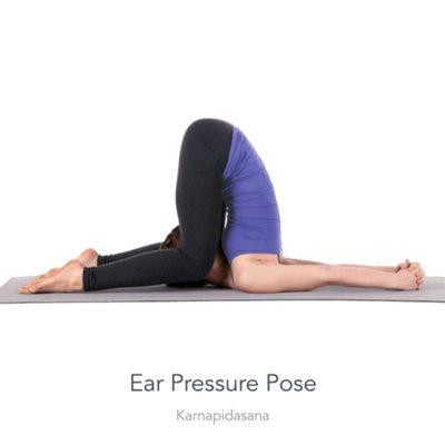 Eear Pressure Pose