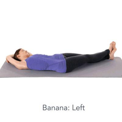 Bananasana Left