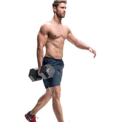 Ultimate full body dumbbell workout - Member Workout by