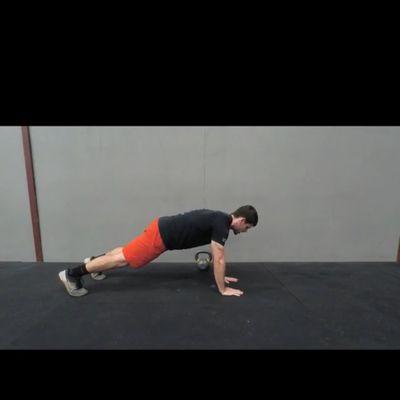 Plank Pull Through