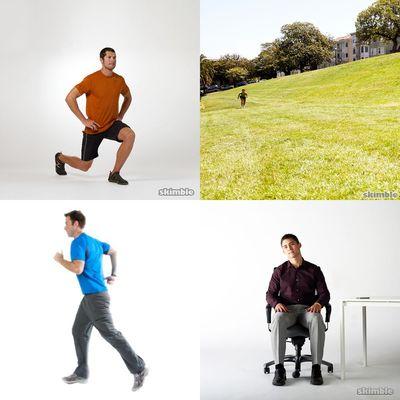 Run Treadmill HIIT Circuit 2