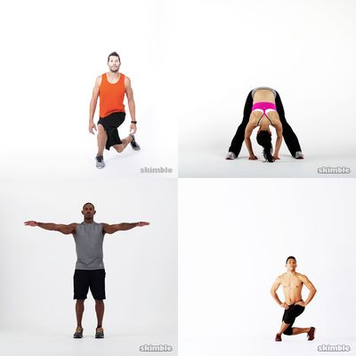 In-house Bootcamp HIIT Circuit