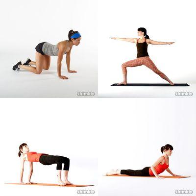 Yoga n stretch