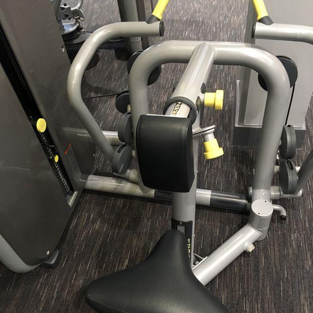 How to do: Low Row Machine - Step 1