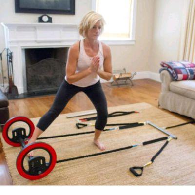 Pilates Wheel Demo
