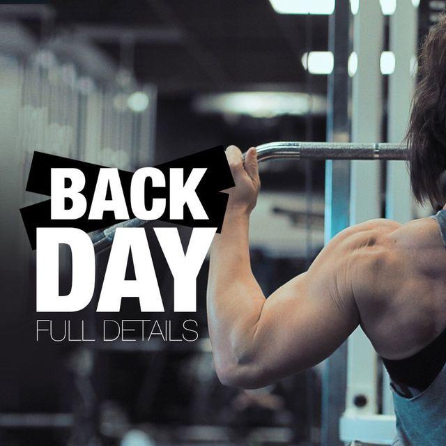 Espalda Y Biceps  3.0