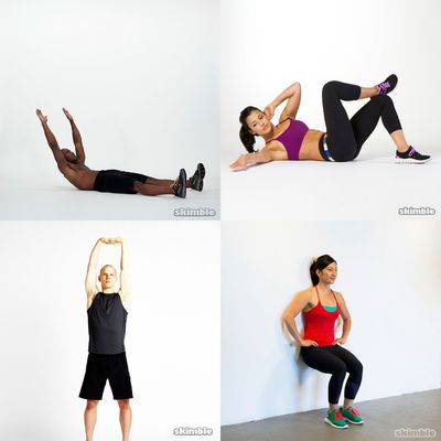 New Workouts