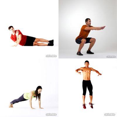 Wael workout
