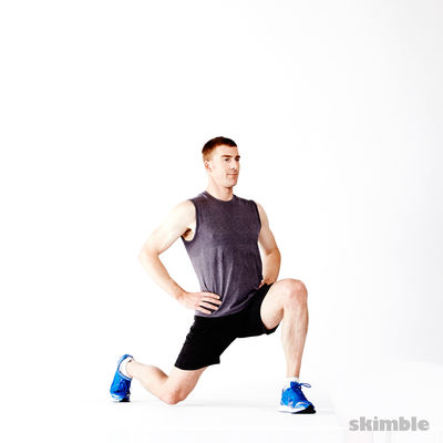 Intense Bodyweight Circuit