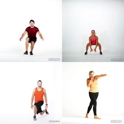 Longer workouts