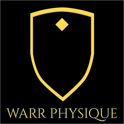 "WARR PHYSIQUE - ""SAY IT WITCHA' CHEST!!!"""