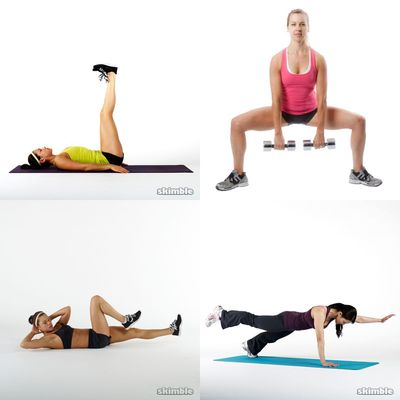 Good core workouts