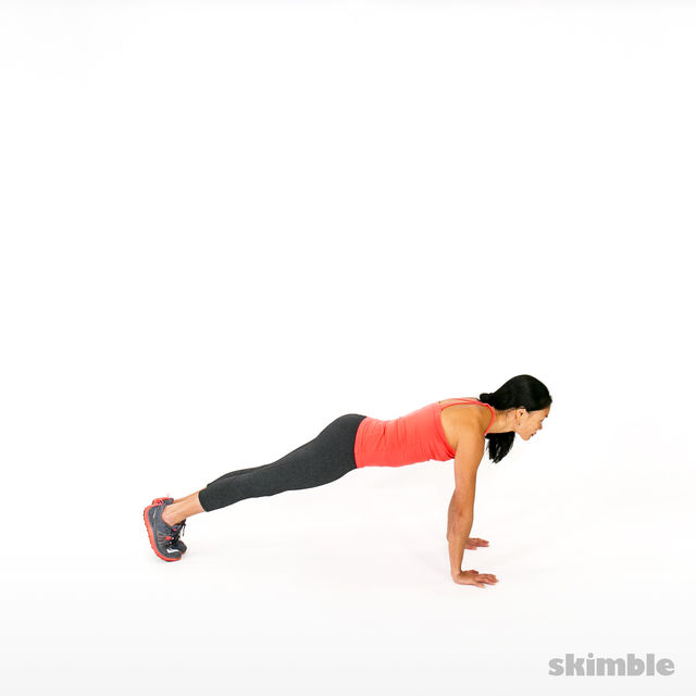 4 Minute Push Up Challenge