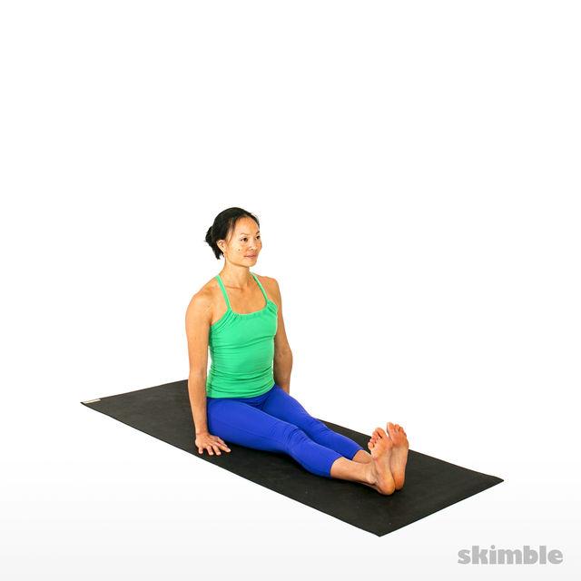 How to do: Left Sundial - Step 1