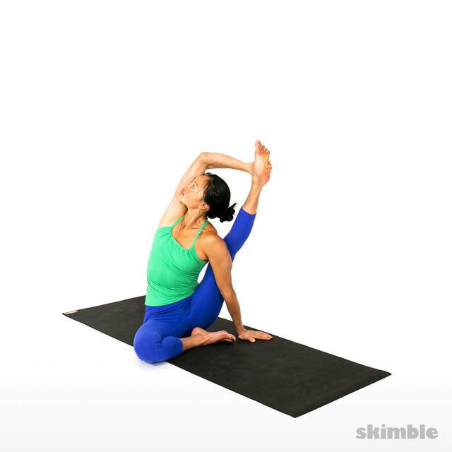 How to do: Left Sundial - Step 4
