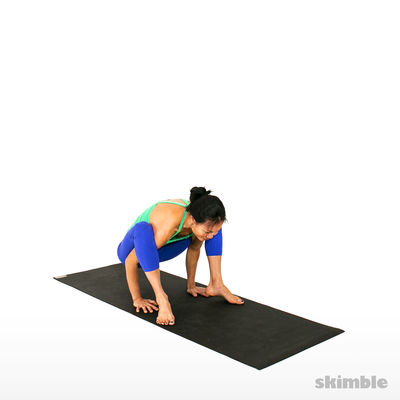 Release Into Firefly Pose