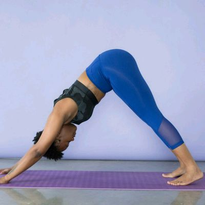 3. Downward Dog
