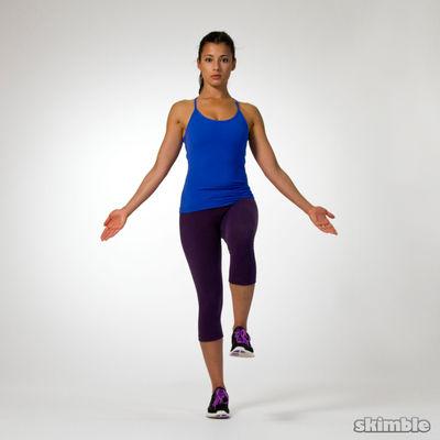 Right Leg Balance
