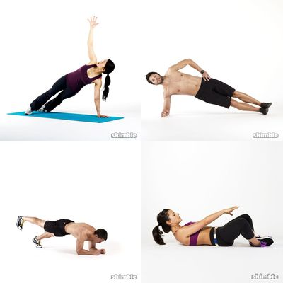 Ab and back stabilization