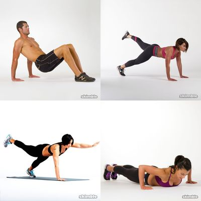 *workouts*