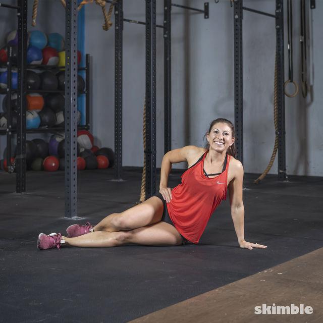 Strengthen Your ABS 💪 ~O~