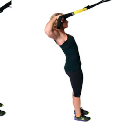 Trx Shoulders Rotations