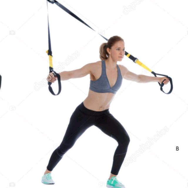 TRX Chest & Triceps Workout