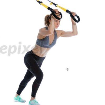 Trx Triceps Press